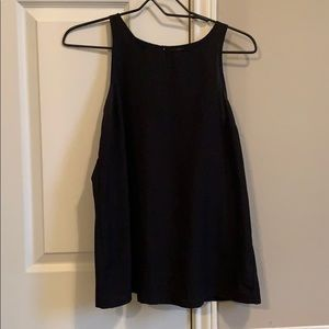 Old Navy Silky Black Tank